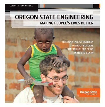 OREGON STATE ENGINEERING - Portland Tribune