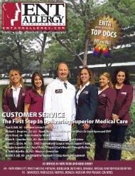 ENT and Allergy Magazine Volume 1, Issue IX - ENT & Allergy ...