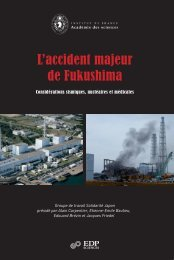 L'accident majeur de Fukushima - BibSciences.org