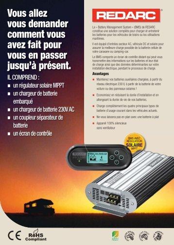 brochure - REDARC Electronics