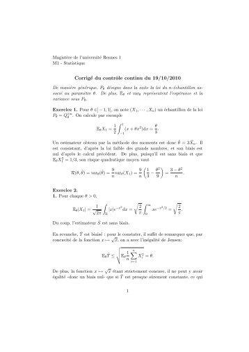 corrigé CC 2010.pdf - ENS de Cachan - Antenne de Bretagne