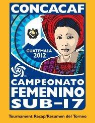 Womens U-17 Championship 2012 - CONCACAF.com