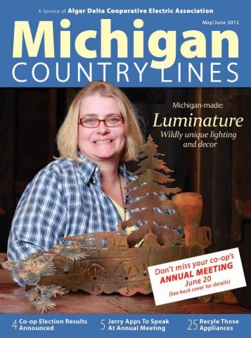 Download - Michigan Country Lines Magazine