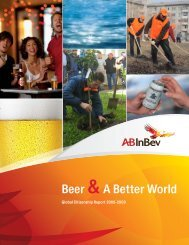 Beer &A Better World - The Business Journals