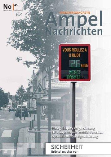 Ampel Nachrichten No. 49 [ PDF-DOWNLOAD ] - RTB GmbH & Co. KG