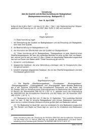 Niedersächsische Badegewässerverordnung - Niedersachsen