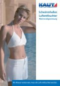 Luftentfeuchter Schwimmbäder - BÄRENKÄLTE GmbH - Seite 2