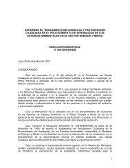 Reglamento de Consulta y Participación Ciudadana en el ...