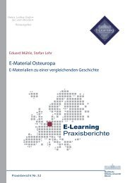 Praxisbericht 32 - ERCIS - European Research Center for ...