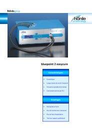 Information sur le produit bluepoint 2 easycure - Dr. Hönle AG