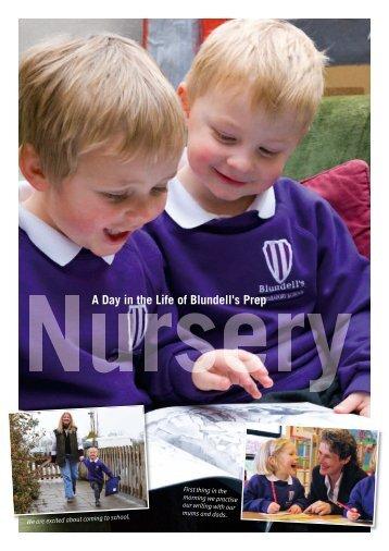 Review Nursery_3 - Blundell's School