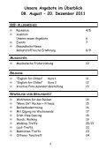2011 Halbjahr 2 - Beerbach-in-Bewegung - Page 2