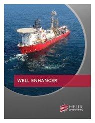 Well Enhancer - Helix Energy Solutions