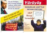 AKP Hesap Vermelidir!