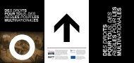 FR (Version 6).indd 1 01/09/2010 18:45:35 - European Coalition for ...