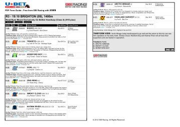 Hr programme including full form at the races thecheapjerseys Image collections