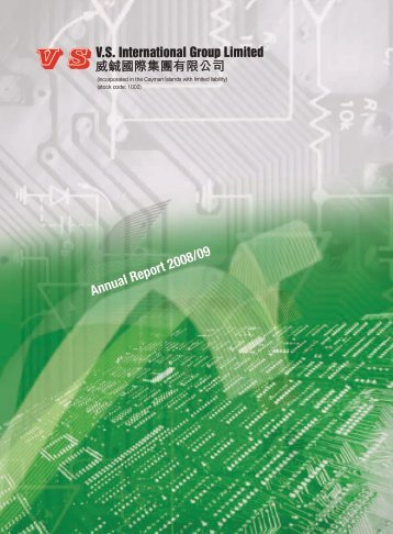 Annual Report 2008/09