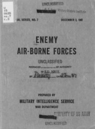 Enemy Air-Borne Forces - US Army Combined Arms Center and Fort ...