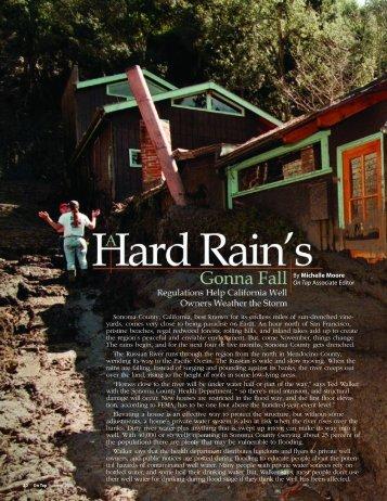 A Hard Rain's Gonna Fall