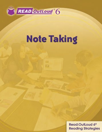 Note Taking note_taking_lesson_instructions.pdf - Shoreline