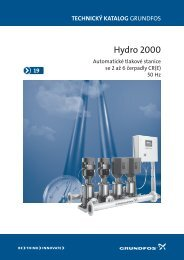 GRUNDFOS - Hydro 2000 - Marcomplet