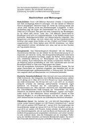 Nachrichten und Meinungen - Welt der Arbeit