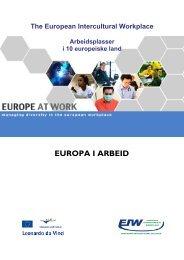 EUROPA I ARBEID