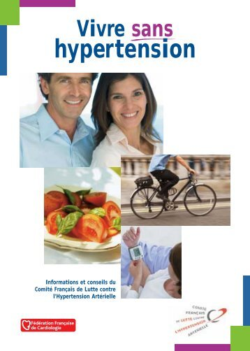 Vivre sans hypertension - Prévention des Risques Vasculaires