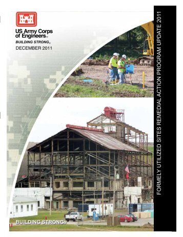 FUSRAP Update 2011 - U.S. Army Corps of Engineers