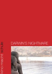 Hubert Sauper Darwin's Nightmare - Kino macht Schule