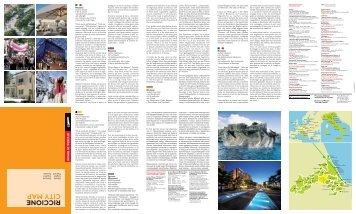 Scarica: Riccione city map (851 KB) - Comune di Riccione