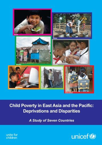 Child Poverty in East Asia and the Pacific - Unicef