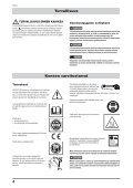 Käyttöohje - Jonsered - Page 4