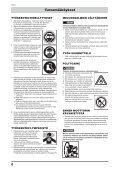 Käyttöohje - Jonsered - Page 6