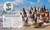 The craft beer renaissance has produced an ... - Allagash Brewing