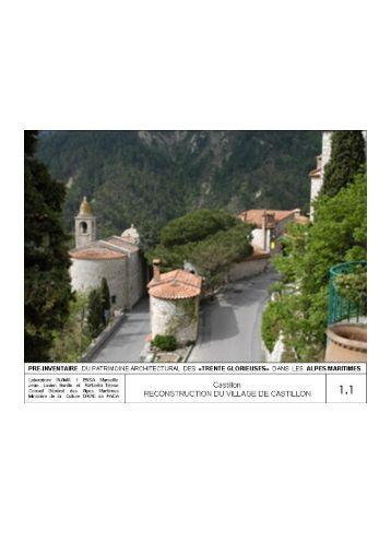 Village de Castillon-le-Neuf