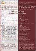 Metodo natura, natura d'un metodo - Accademia Vivarium Novum - Page 2