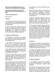 AGBs Teileverkaufsbedingungen - Car Service Berlin