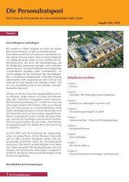 Ausgabe vom März 2009