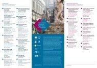 Pianta per Vasari e Ammannati Map for Vasari and ... - Palazzo Strozzi