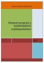 19635-11/2011/EAHUF közleményben kiadott központi program