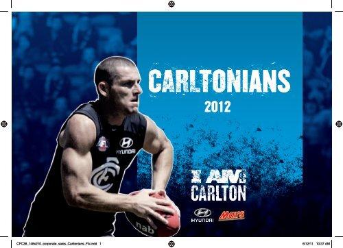 CARLTONIANS - Carlton Football Club