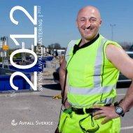 Svensk avfallshantering 2012 - Avfall Sverige