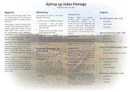 Ajstrup og Liebes Plantage - Skovdyrkerforeningen