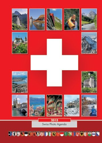 2013 Swiss Photo Agenda