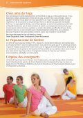 Le programme de Genève - Sivananda Yoga - Page 2