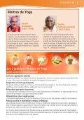 Le programme de Genève - Sivananda Yoga - Page 3