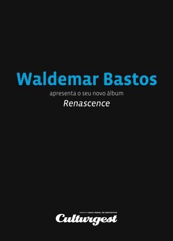 Waldemar Bastos - Culturgest