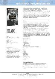 6912 Studiehandledning Revolutioner - Den ryska ... - SLI.se