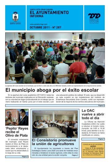 H 287.qxd - Ayuntamiento de Santa Lucía